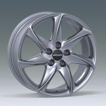 RONAL R51 7x16, 5x120 ET35, titanově stříbrný