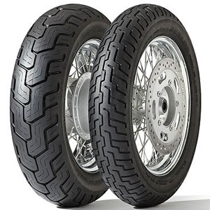 Dunlop D404 130/90/16 WW,F 67H